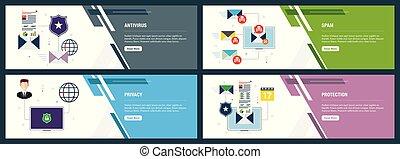 spam, blockieren, antivirus, schutz, sicherheit