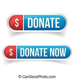 Spenden Sie jetzt.