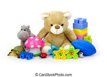 Spielzeug.