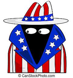 spion, amerikanische