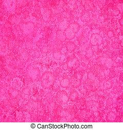 Spongy pink grunge simurierter Hintergrund