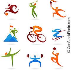 Sport-Icon-Sammlung -4