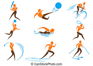 Sport-Ikone