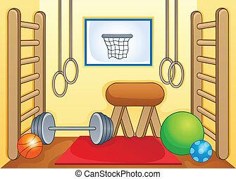 Sport und Sport-Thema 1