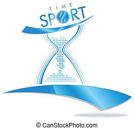 sport, zeit