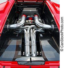Sportwagenmotor