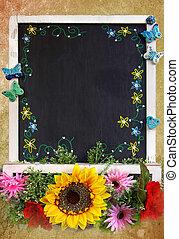 Spring Blackboard.