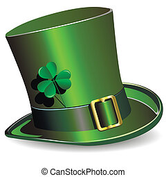 St. Patricks Tageshut
