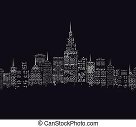 Stadt.