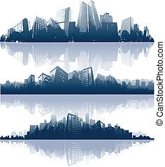 Stadtreflektionen