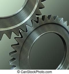 Stahlausrüstung