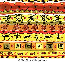 Stammesmuster