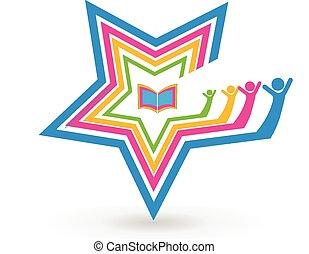 Star-Team-Schüler buchen Logo.
