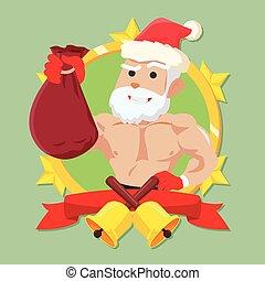 Starke Santa-Klausel.