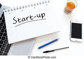 Start-up.