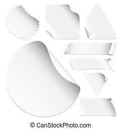 Sticker (vektor)