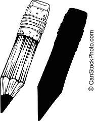 Stift.