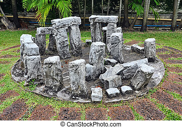 Stonehenge-Replik