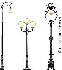 Straßenlampen