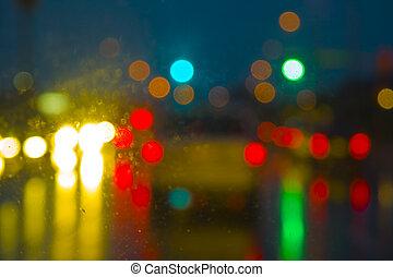 Straßenlichter abschalten