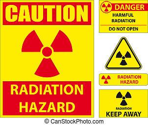Strahlungsgefahr