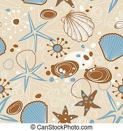 Strandloses Muster