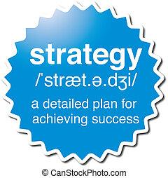 Strategiesymbol