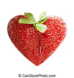 Strawberry als Liebeszeichen
