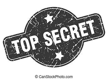 Streng geheim