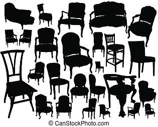 Stuhlsammlung
