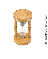Stundenglas.