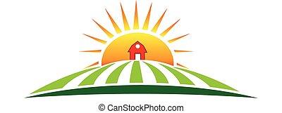 Sun Landwirtschaftslogo.