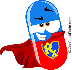 super held, pille