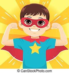 Superheld.