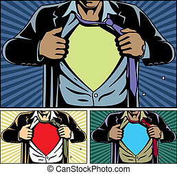 Superheld unter Deck