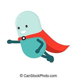 Superhelden fliegen