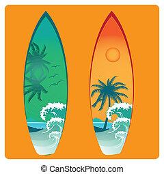 Surfboard.