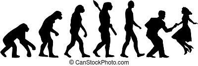 Swing Dance evolution.
