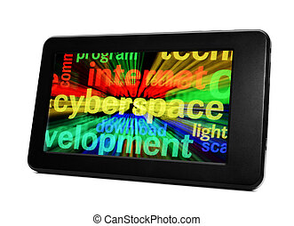 syberspace, tablette pc