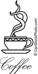 symbol, coffe