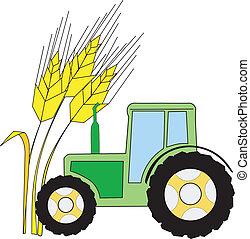 Symbol der Landwirtschaft