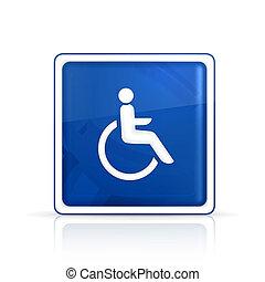 Symbol des Zugangs