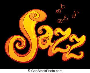 Symbol für Jazz
