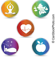 symbol, satz, gesundheit