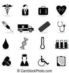 symbole, healthcare