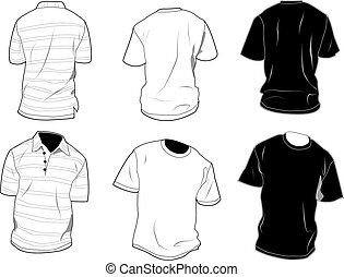 T-Shirt-Temperaturen