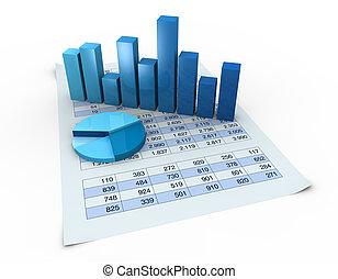 tabellen, spreadsheets