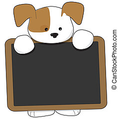 tafel, junger hund