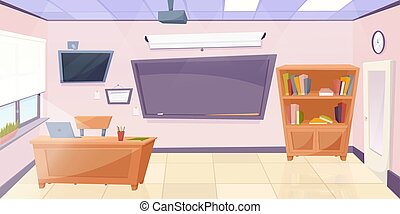 tafel, leerer , klassenzimmer