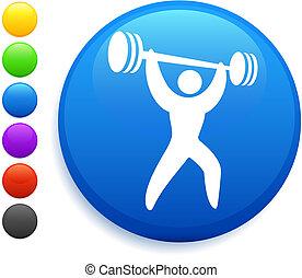 taste, weightlifter, ikone, runder , internet